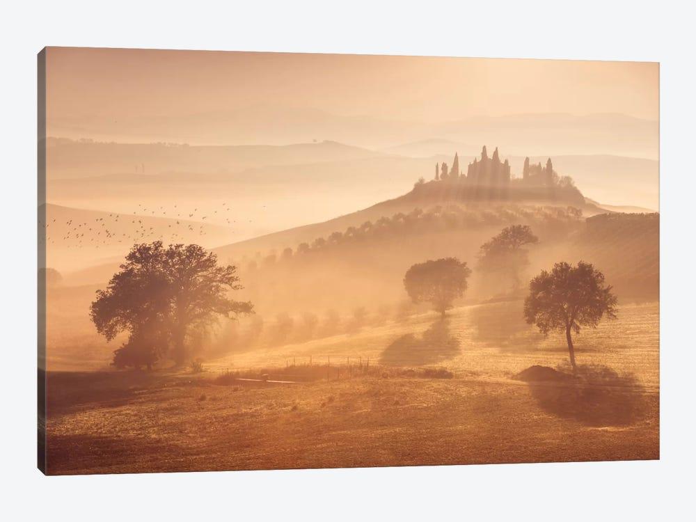 Autumn In Tuscany XII by Daniel Kordan 1-piece Canvas Artwork