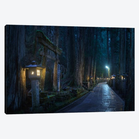 Japan Canvas Print #KRD46} by Daniel Kordan Canvas Print