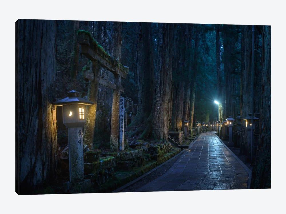 Japan by Daniel Kordan 1-piece Canvas Print