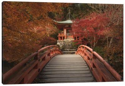 Autumn In Japan IV Canvas Art Print