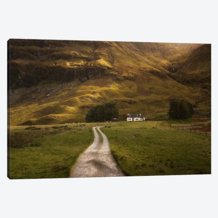 Scotland I Canvas Print #KRD54} by Daniel Kordan Canvas Art
