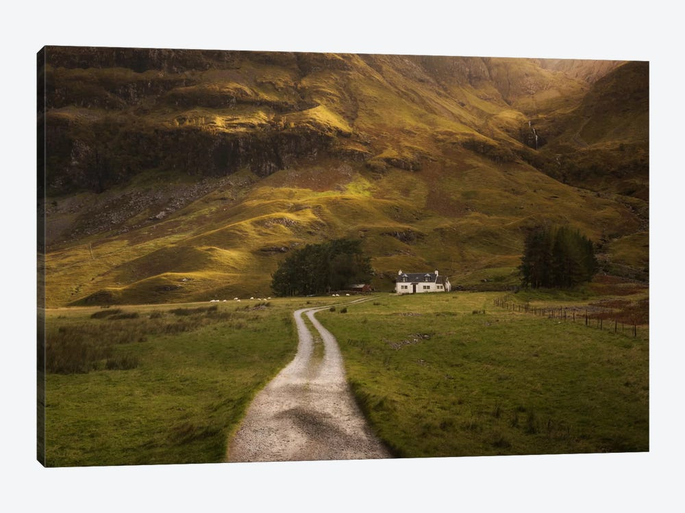 Scotland I by Daniel Kordan 1-piece Canvas Artwork