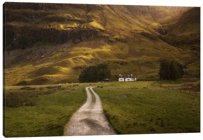 Scotland I Canvas Art Print