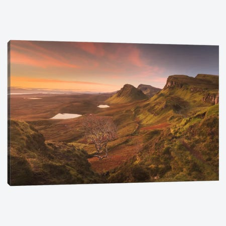 Scotland II Canvas Print #KRD55} by Daniel Kordan Canvas Artwork