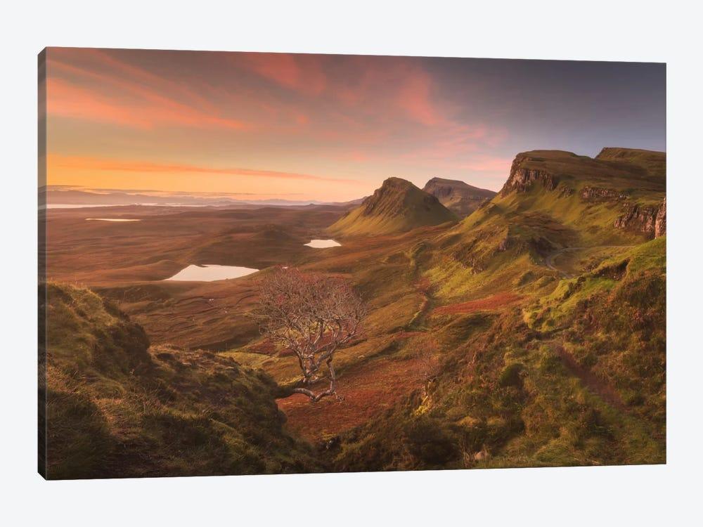 Scotland II by Daniel Kordan 1-piece Canvas Print