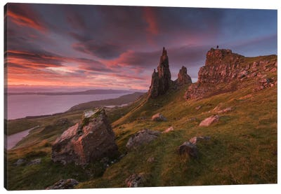 Scotland IV Canvas Art Print