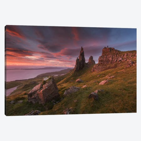 Scotland IV Canvas Print #KRD57} by Daniel Kordan Canvas Wall Art