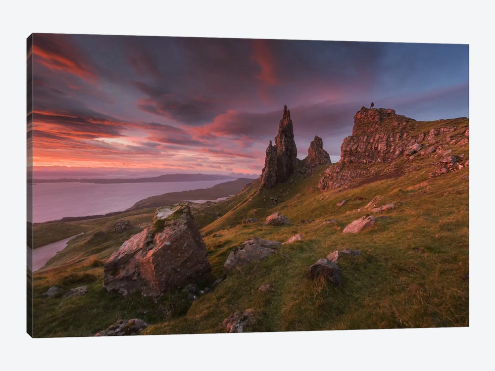 Scotland IV by Daniel Kordan 1-piece Art Print
