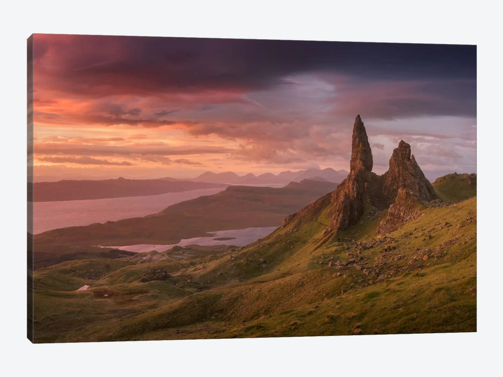 Scotland V by Daniel Kordan 1-piece Canvas Art