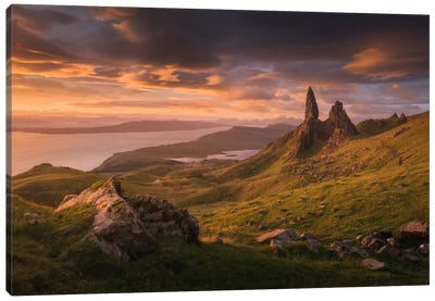 Scotland VI Canvas Art Print