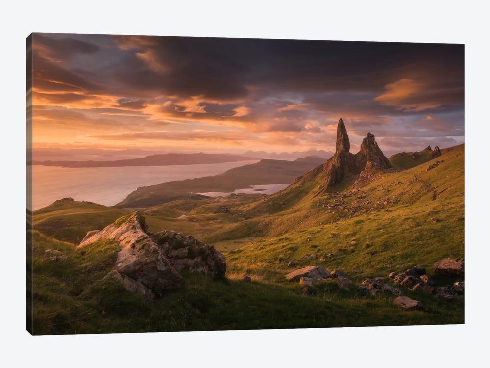 Scotland VI by Daniel Kordan 1-piece Canvas Art Print