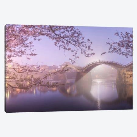 Spring In Japan IV Canvas Print #KRD63} by Daniel Kordan Canvas Wall Art