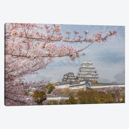 Spring In Japan VII Canvas Print #KRD66} by Daniel Kordan Canvas Art Print