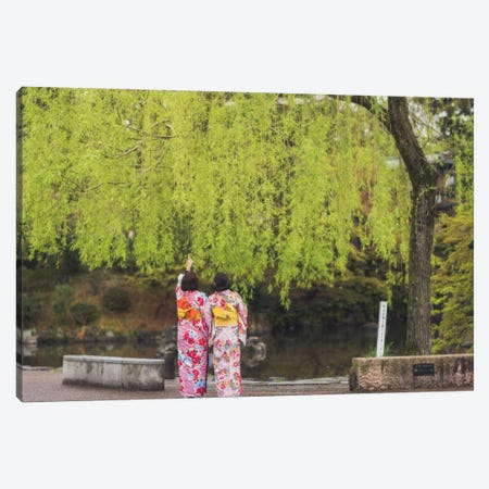 Spring In Japan XI Canvas Print #KRD70} by Daniel Kordan Art Print
