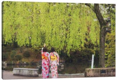 Spring In Japan XI Canvas Art Print