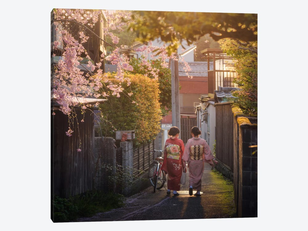 Spring In Japan XIII by Daniel Kordan 1-piece Canvas Art