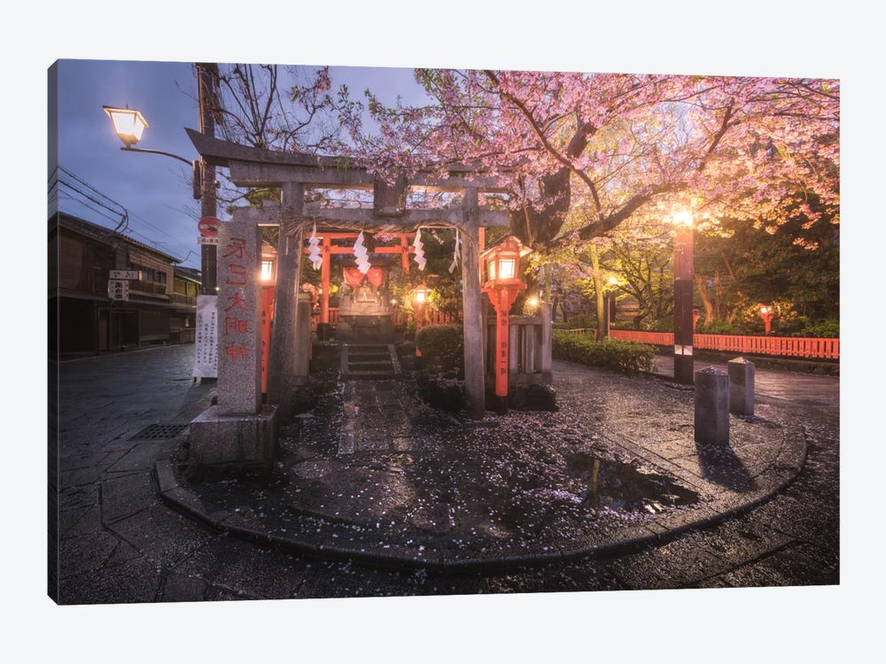 Spring In Japan XVIII 1-piece Canvas Print