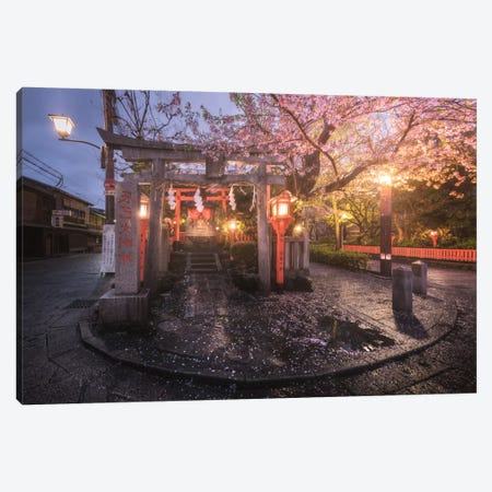 Spring In Japan XVIII Canvas Print #KRD77} by Daniel Kordan Canvas Art
