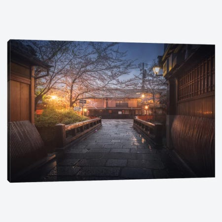 Spring In Japan XX Canvas Print #KRD79} by Daniel Kordan Canvas Art Print