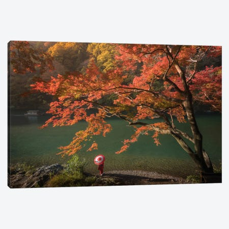 Autumn In Japan VII Canvas Print #KRD7} by Daniel Kordan Canvas Art Print
