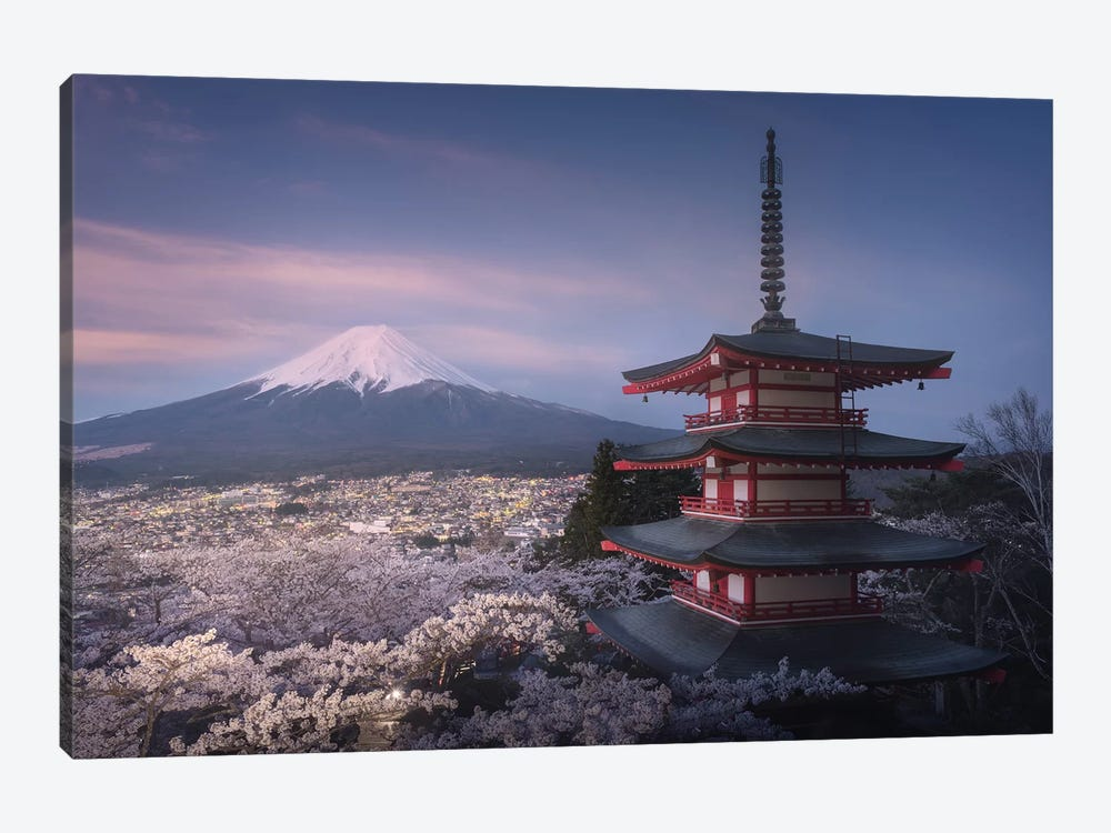 Spring In Japan XXIII by Daniel Kordan 1-piece Art Print