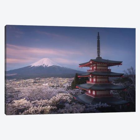 Spring In Japan XXIII Canvas Print #KRD82} by Daniel Kordan Canvas Art