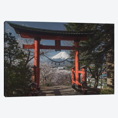Spring In Japan XXVIII Canvas Print #KRD87} by Daniel Kordan Art Print