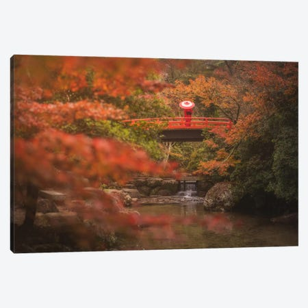 Autumn In Japan IX Canvas Print #KRD9} by Daniel Kordan Canvas Artwork