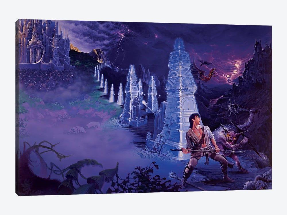 The Battle by Kirk Reinert 1-piece Art Print