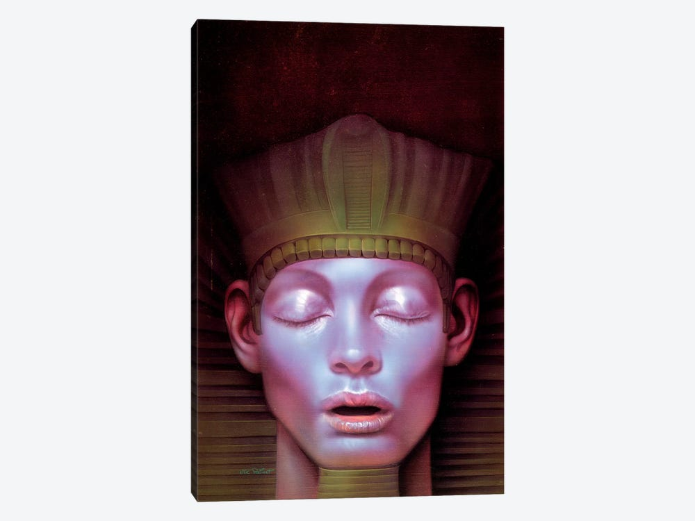 Tutankhamun 1-piece Canvas Wall Art