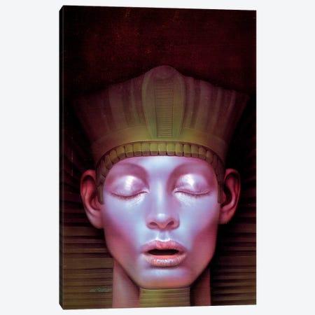 Tutankhamun Canvas Print #KRE120} by Kirk Reinert Art Print