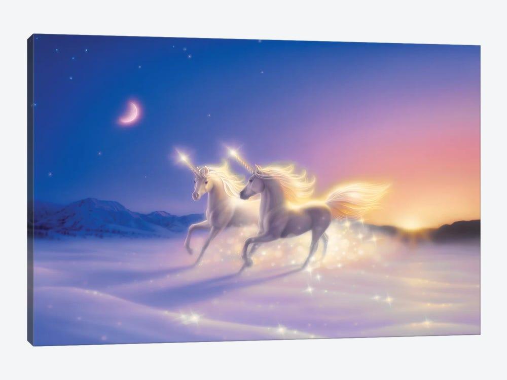 Winter Wonderland by Kirk Reinert 1-piece Canvas Art Print