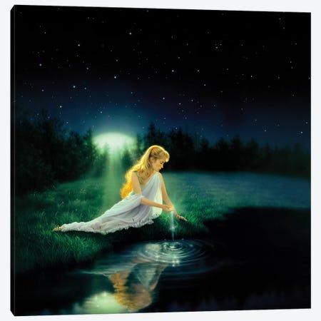 Brilliant Waters 3-Piece Canvas #KRE13} by Kirk Reinert Canvas Artwork