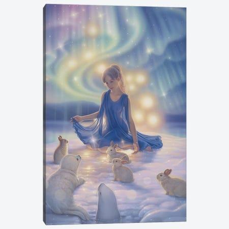 Celebration II, Aurora Dreams II 3-Piece Canvas #KRE23} by Kirk Reinert Canvas Print