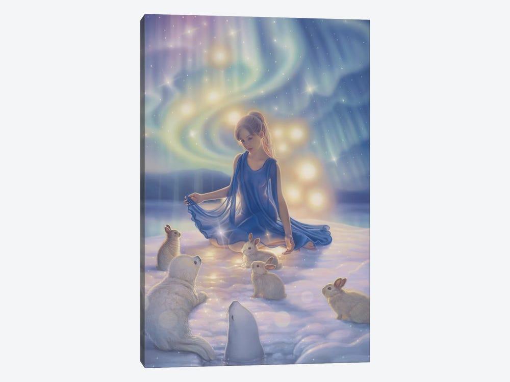 Celebration II, Aurora Dreams II by Kirk Reinert 1-piece Canvas Art Print