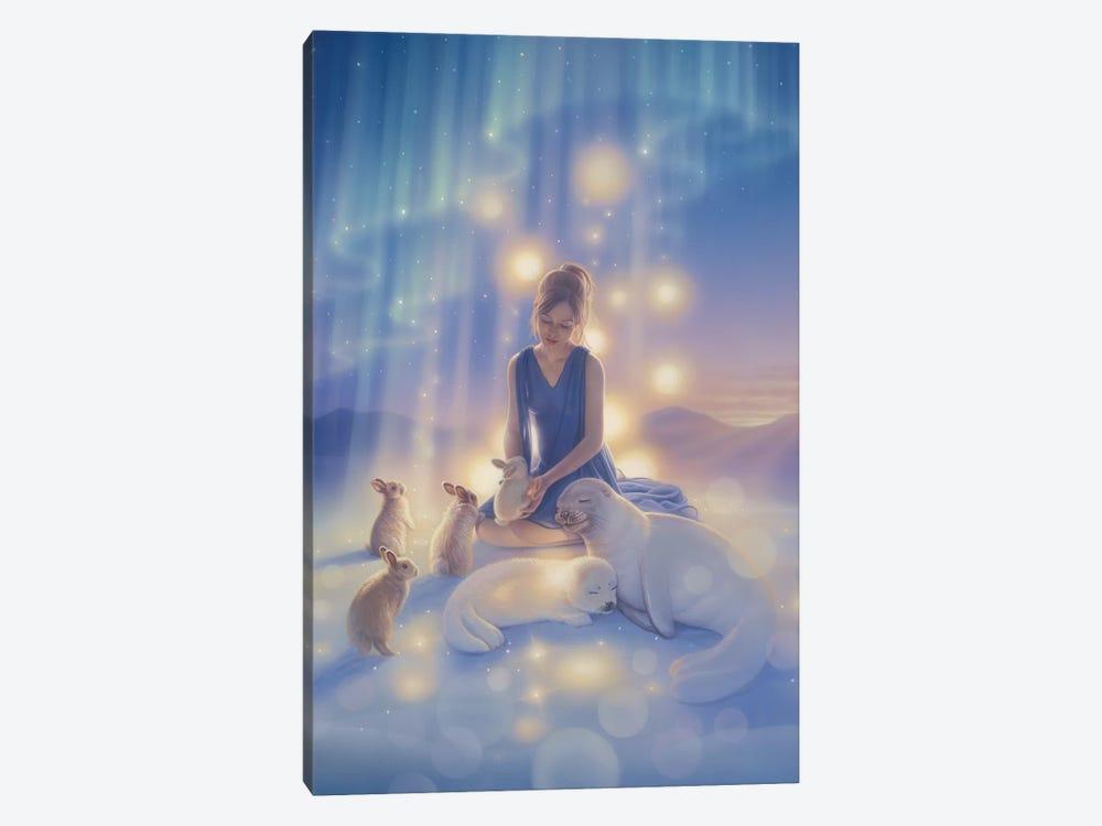 Celebration II, Aurora Dreams III by Kirk Reinert 1-piece Canvas Artwork
