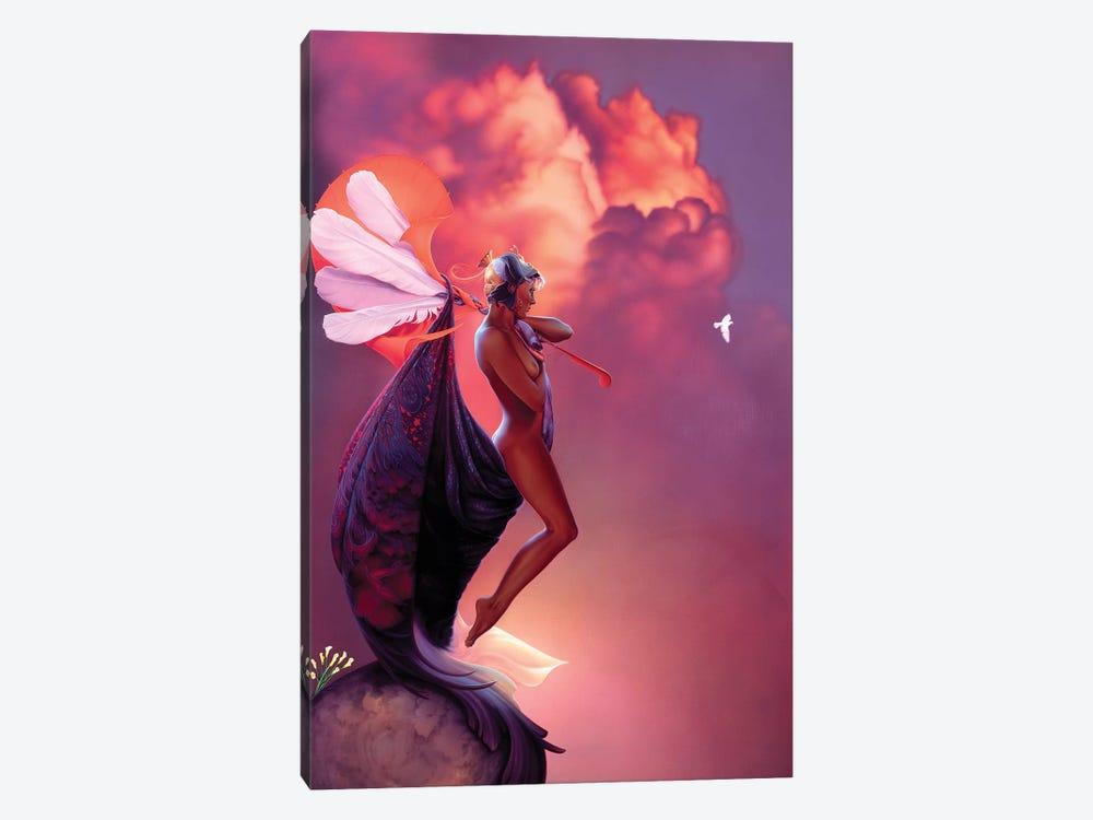 Dreams Of Spring by Kirk Reinert 1-piece Canvas Art Print