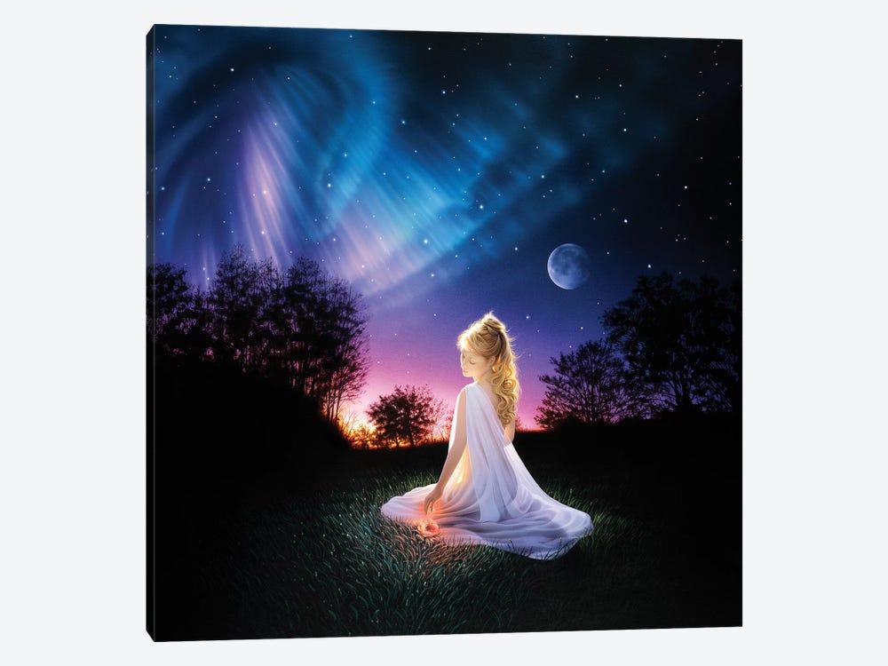 Evening Wonder by Kirk Reinert 1-piece Canvas Art