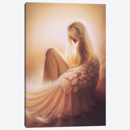 Angelic Canvas Print #KRE3} by Kirk Reinert Canvas Art Print