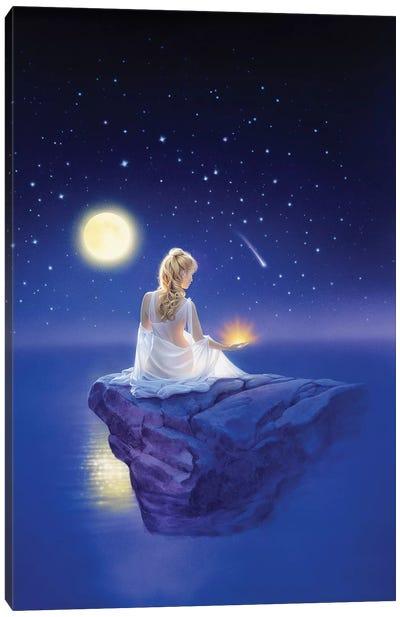 Gift Of Healing Canvas Art Print