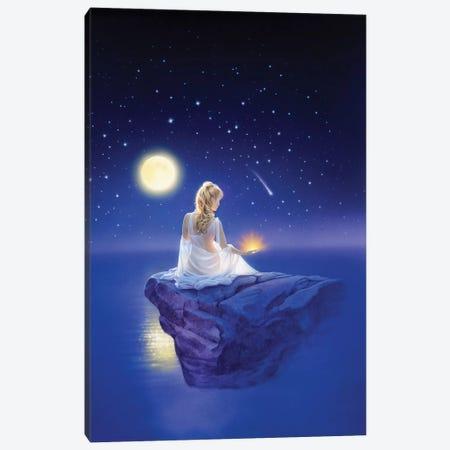Gift Of Healing Canvas Print #KRE48} by Kirk Reinert Canvas Print