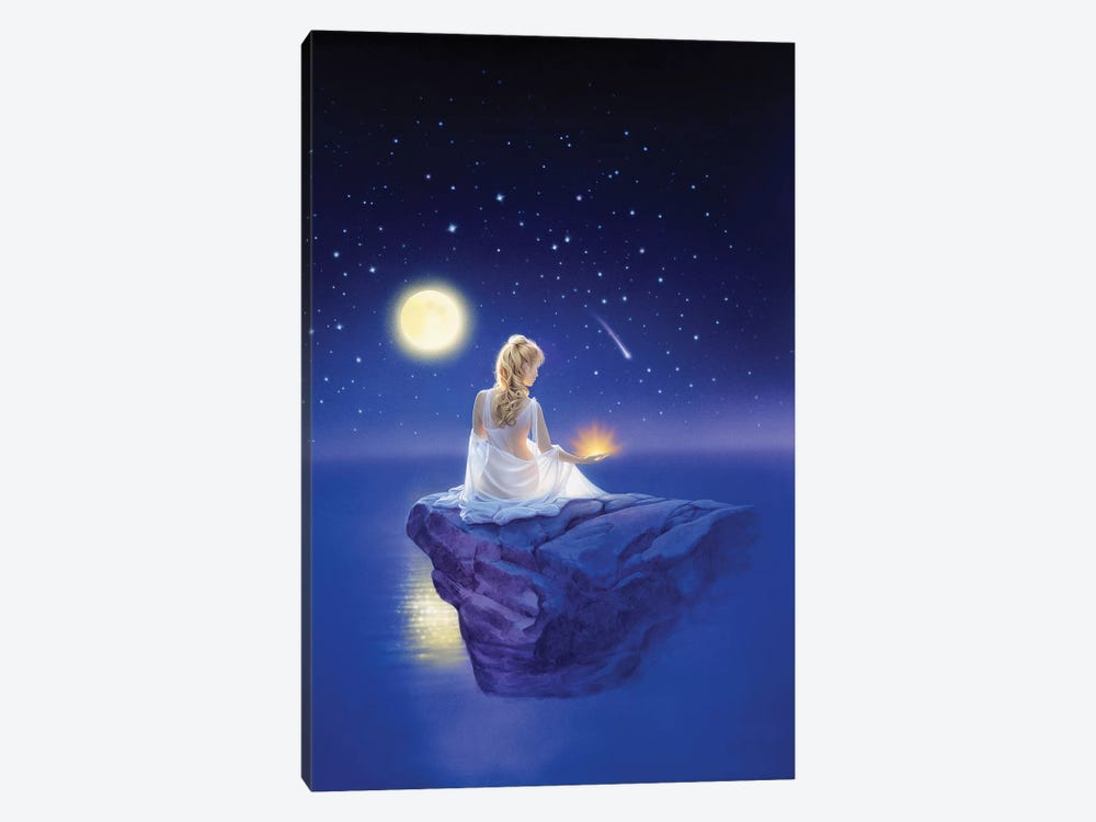 Gift Of Healing by Kirk Reinert 1-piece Canvas Wall Art