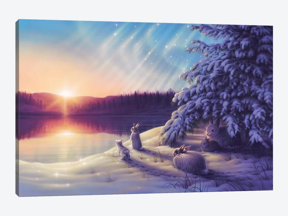 Hello Sunshine by Kirk Reinert 1-piece Canvas Art