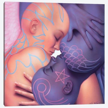 Imajuca Canvas Print #KRE59} by Kirk Reinert Canvas Art