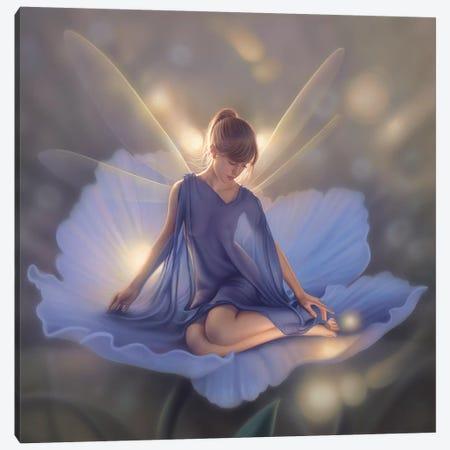 In The Garden Of Light 3-Piece Canvas #KRE60} by Kirk Reinert Canvas Print