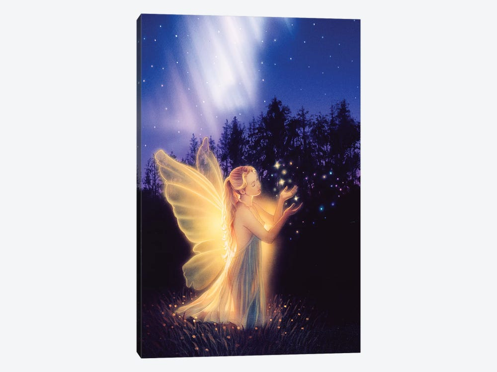 Keeper Of Lost Hearts by Kirk Reinert 1-piece Canvas Print