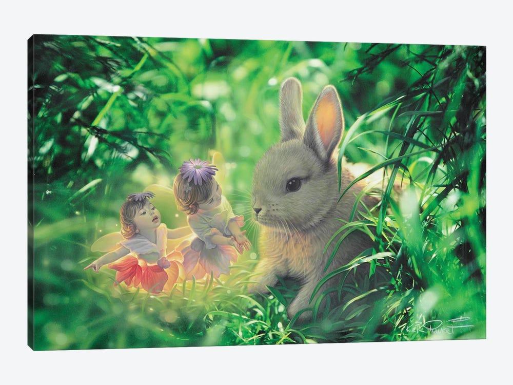 Lost Baby by Kirk Reinert 1-piece Canvas Art Print