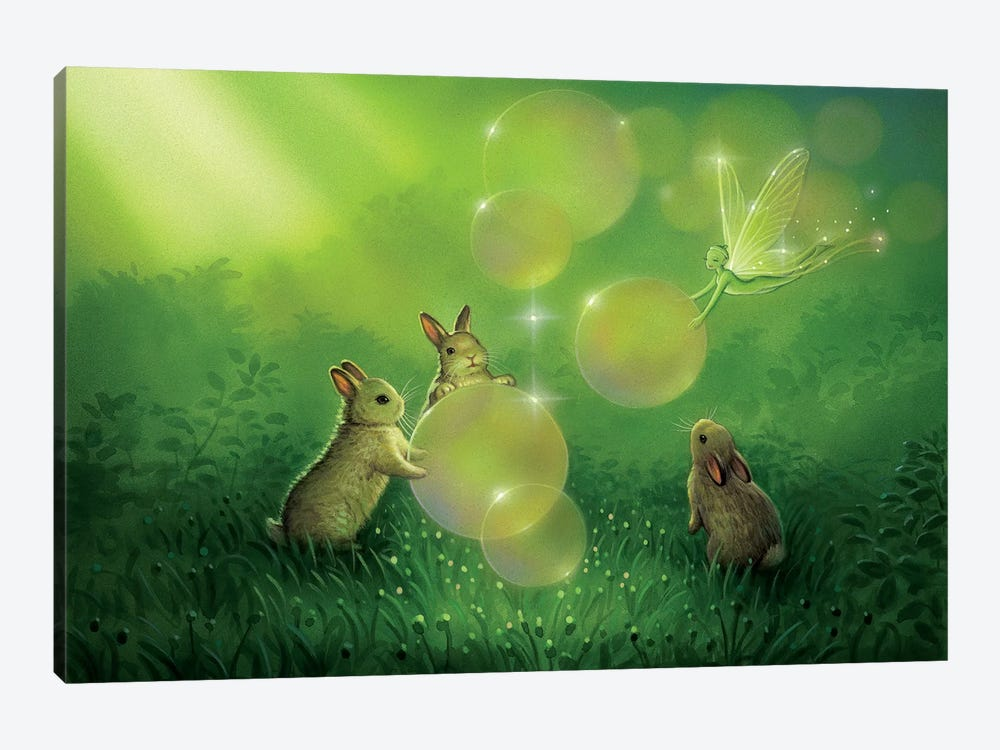 Magical Afternoon 1-piece Canvas Art Print