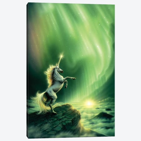 Majestic 3-Piece Canvas #KRE68} by Kirk Reinert Canvas Art Print