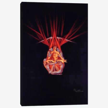 Meditation Canvas Print #KRE70} by Kirk Reinert Canvas Wall Art